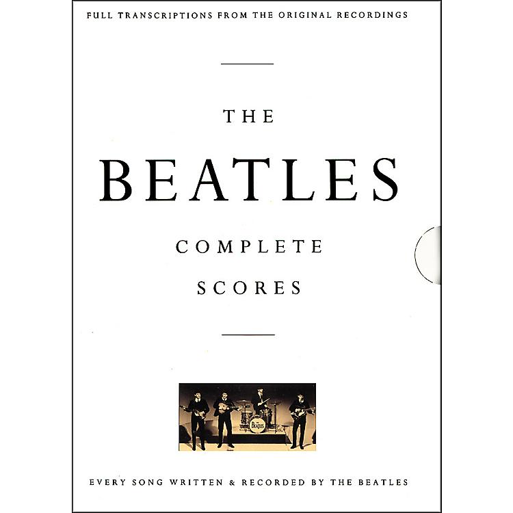 The Beatles Complete Scores   Análisis y recomendación   Cosas que molan