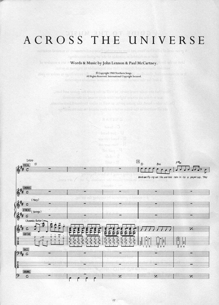 The Beatles Complete Scores | Análisis y recomendación | Cosas que molan