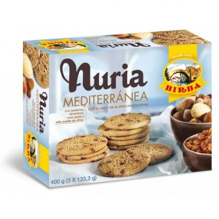 Galletas Nuria Mediterránea
