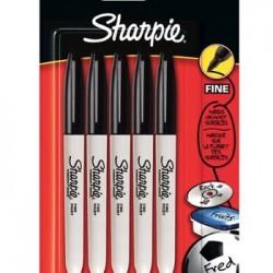 Sharpie, rotulador negro permanente