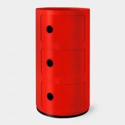 Componibili en rojo