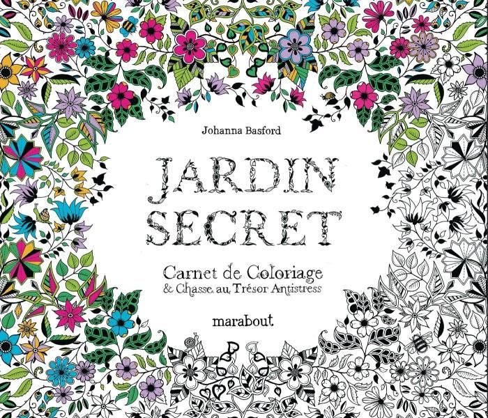 Colorea mandalas, libros de colorear para adultos, El Jardín Secreto ...